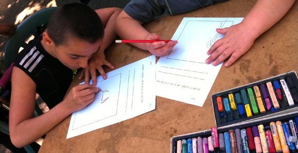 Atelier pédagogique pour enfant, Atelier des Friches Lyon