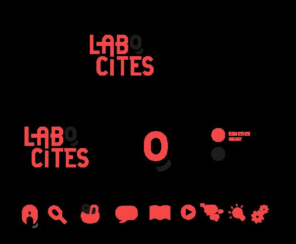 NOuveau logo Labo Cités suite au changeênt de nom du CRSDU